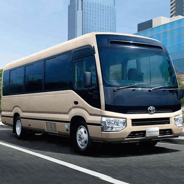 bus transportation service in Dubai