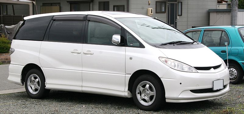 Picture of Toyota Previa