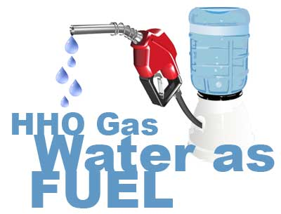Water as fuel